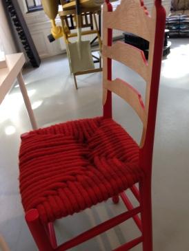 yarn chair