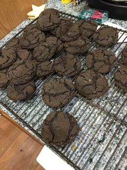 chocolate molasses
