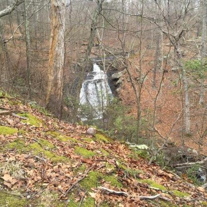 pretty waterfall