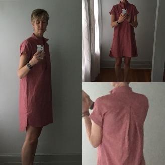Kalle Shirtdress from Closet Case Files