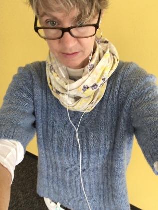 Hatcher sweater by Julie Hoover