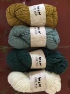 Stone Wool for next yoke sweater